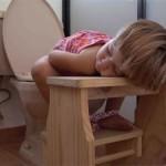 How to stop diarrhea in children